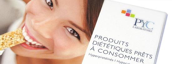 Thumbnail for PYC Laboratoire Products Catalog