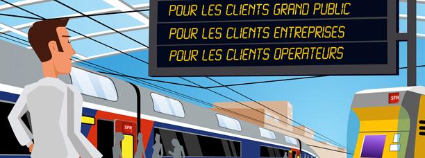 """Thumbnail for SFR """"Expérience Client"""""""